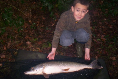sussex pike angling fishing