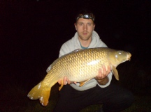 sussex carp angling fishing