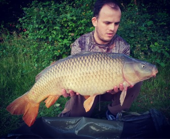 Craig Jones, 24lb 8oz @ Piltdown